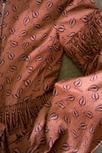 Margaret's dress detail