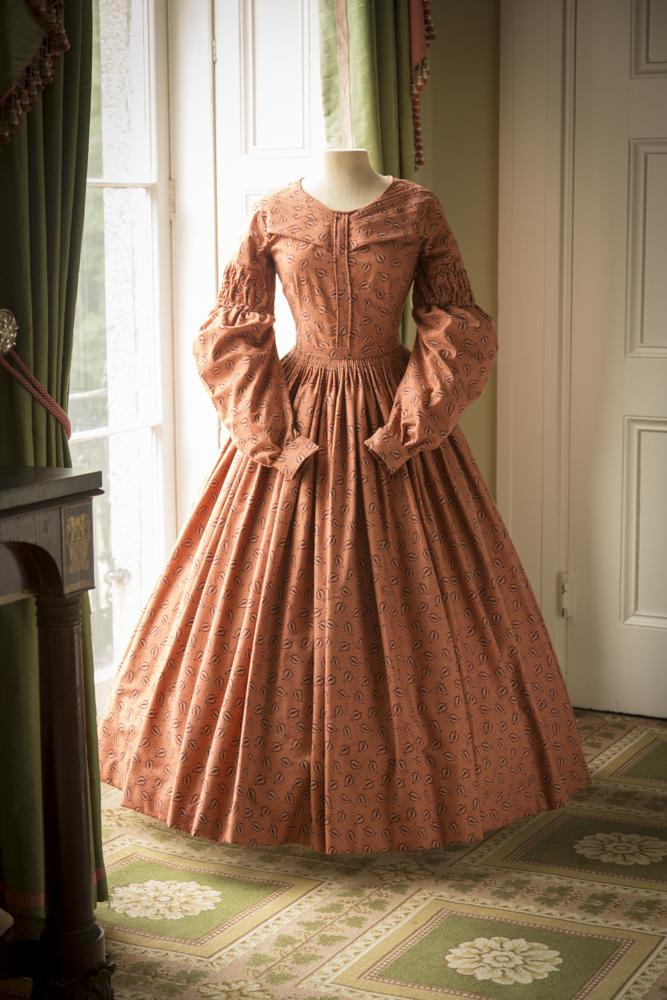 Back of corset dresses