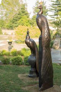 Peacocks, Gaston Lachaise 1920