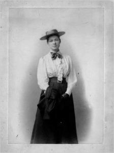 Ellen Biddle Shipman, age 20 (courtesy Nancy Angell Streeter)