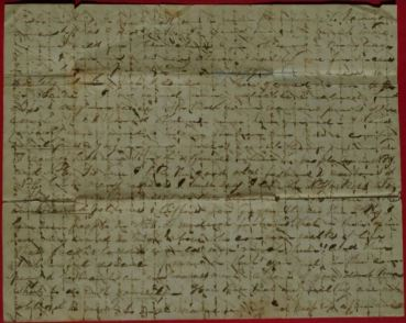 A. Moore letter crossed lines