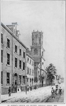St. George's 1815 after fire best version