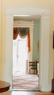 Door front hall