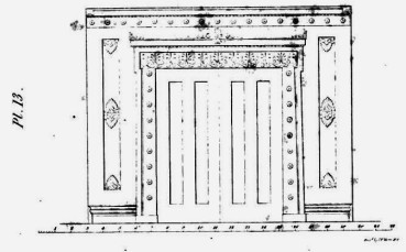 pilasters plate 13