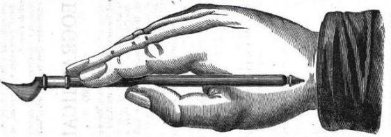 Mordan's Oblique Steel Pen 1831 cropped