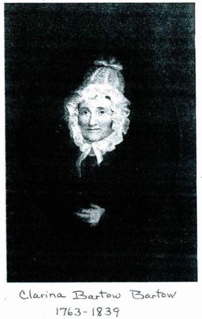 Clarina Bartow Bartow