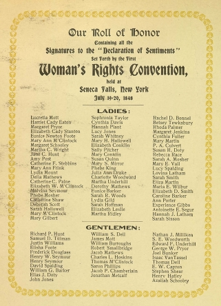 1908 Seneca Falls souvenir card Library of Congress