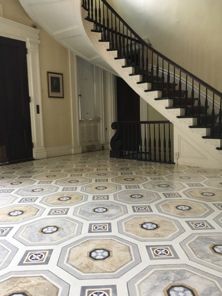 hall flooring mansion musings musings on the preservation restoration and