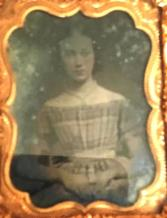 Young Girl, 1855–65. New England. Ambrotype. Gift of Barbara and Charles Dennis, Bartow-Pell Mansion Museum 2006.07