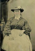 Domestic Servant, ca. 1863–65. Tintype. Private Collection