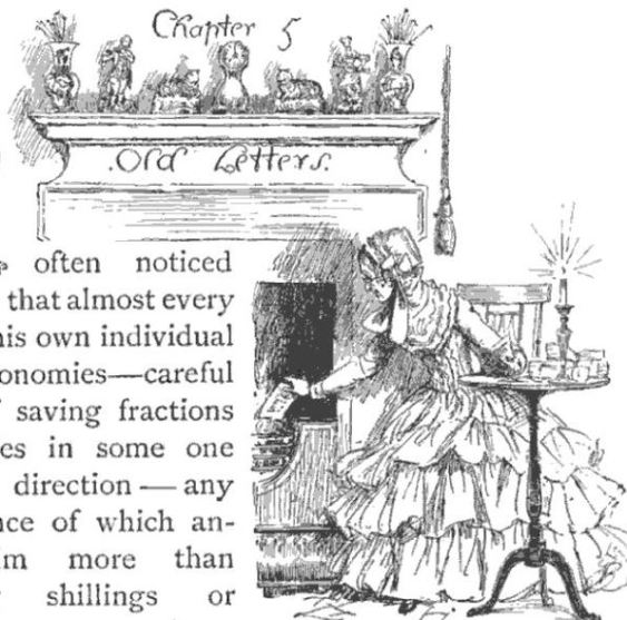 Cranford, 1892 edition