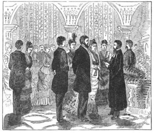 American Etiquette 1889