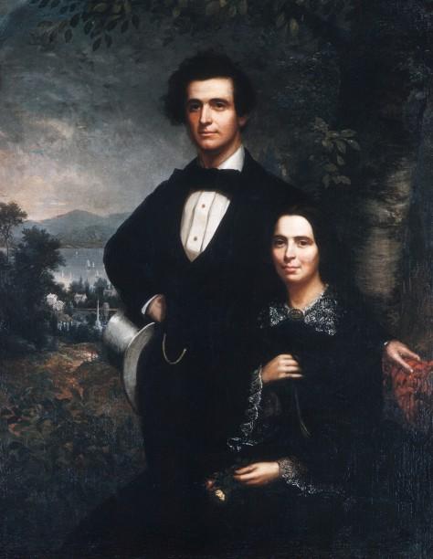 Mr. and Mrs. Daniel T. MacFarlan