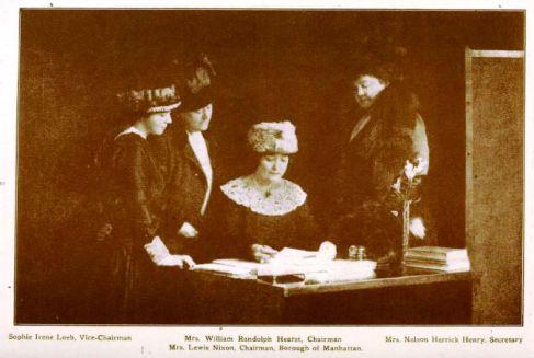 Mayor's Committee Officers