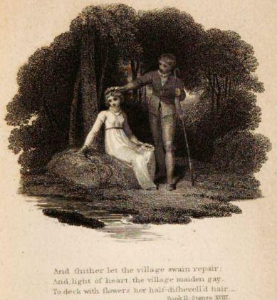 The Minstrel London 1816