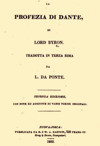 Profezia, 2nd ed.