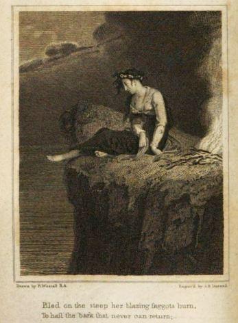 A. B. Durand after Richard Westall