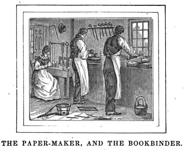 Paper-Maker and Bookbinder