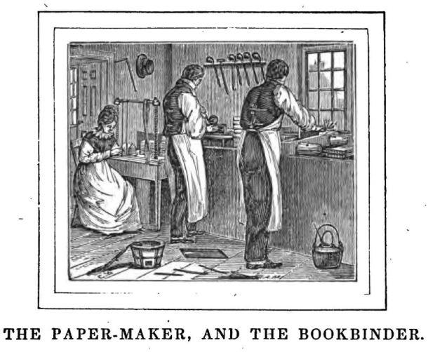 Paper-Maker and Bookbinder