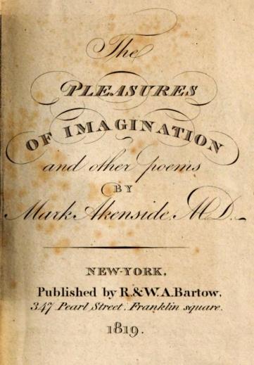 Pleasure of Imagination