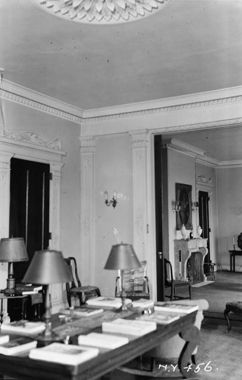 South Parlor--Mayor's Office