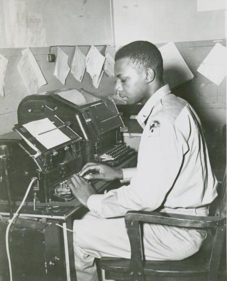 Teletype Machine