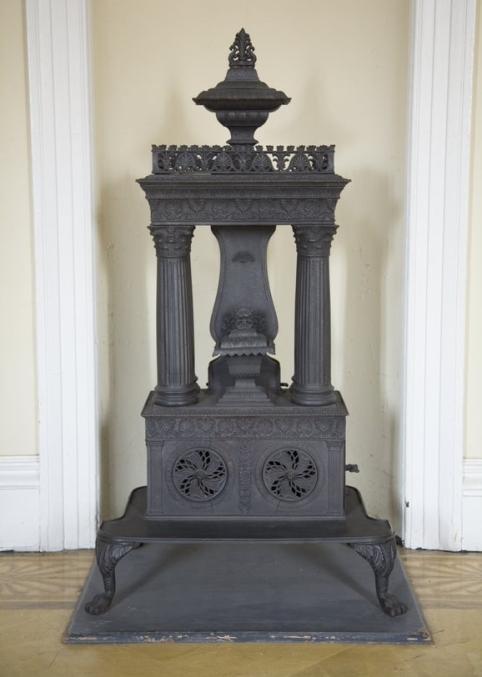 Column Parlor Stove