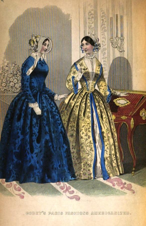 March 1848 Paris Americanized