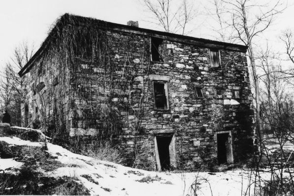 Carriage House, side view