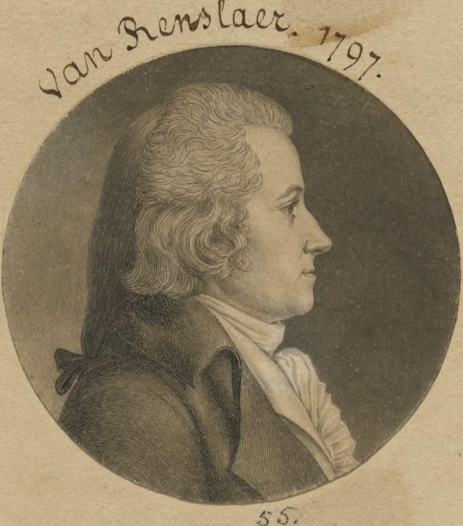 Stephen Van Rensselaer III, 1797