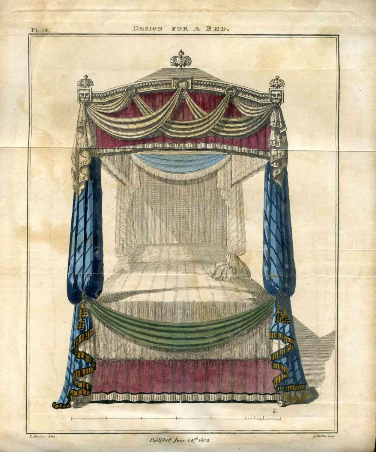 Sheraton Bed