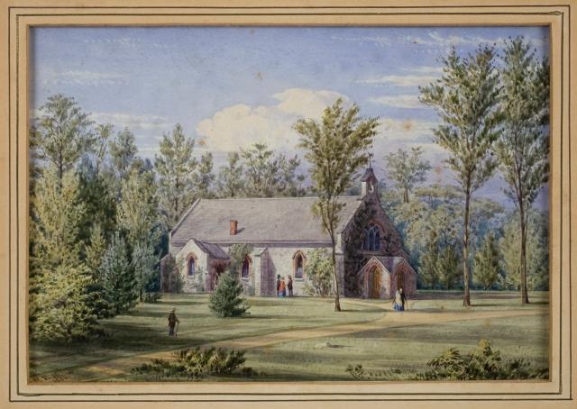 Christ Church, Pelham