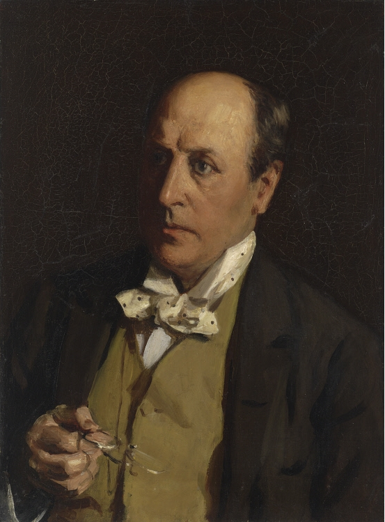 Henry James by Ellen Rand NPG DC