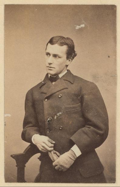 HJ ca. 1863-4 Houghton